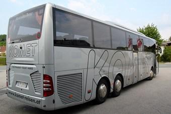 Mercedes-Benz Tourismo – Premiumclass