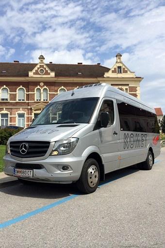 Mercedes-Benz Sprinter 16 Sitzer