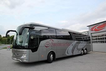 Mercedes-Benz Tourismo RHD – Businessclass