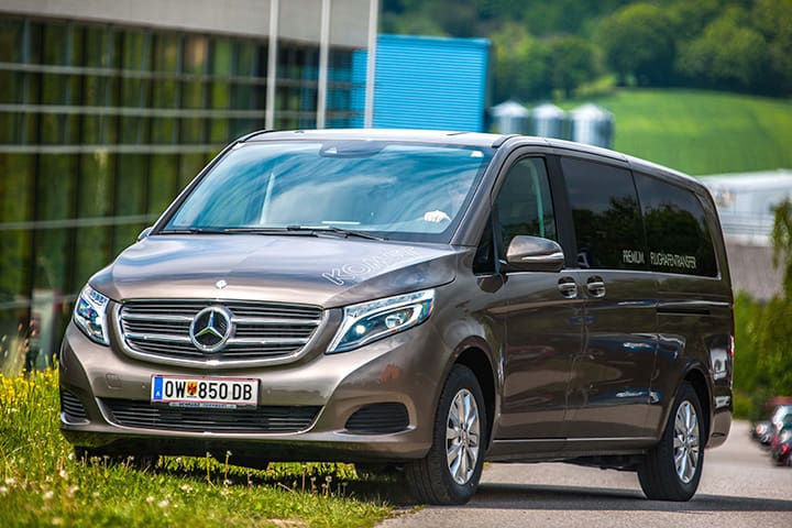Mercedes-Benz Tourismo RHD – Businessclass